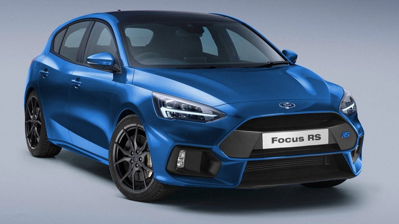New Review 2022 Ford Focus