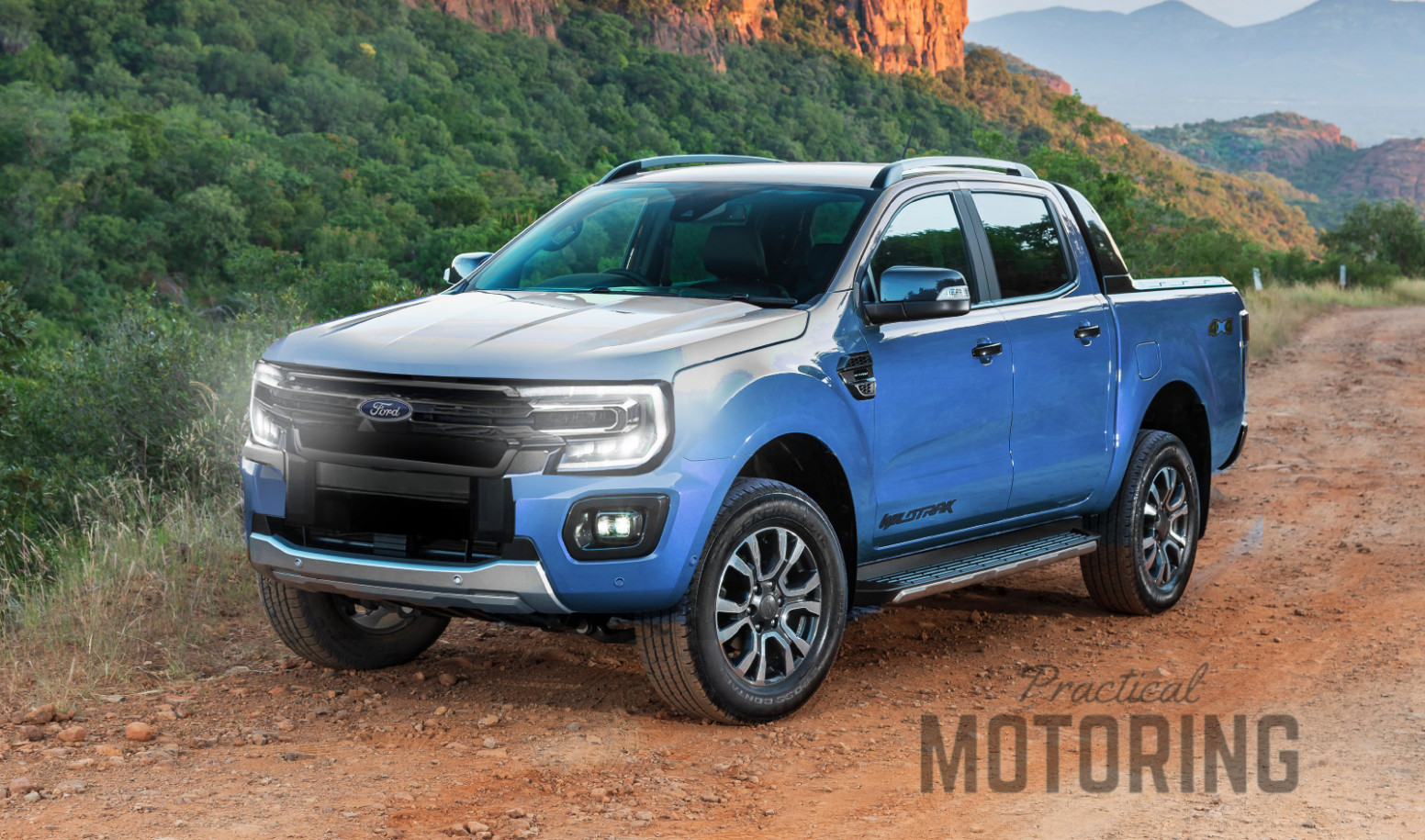 Model 2022 Ford Ranger