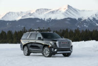 Specs and Review 2022 GMC Yukon Denali Xl