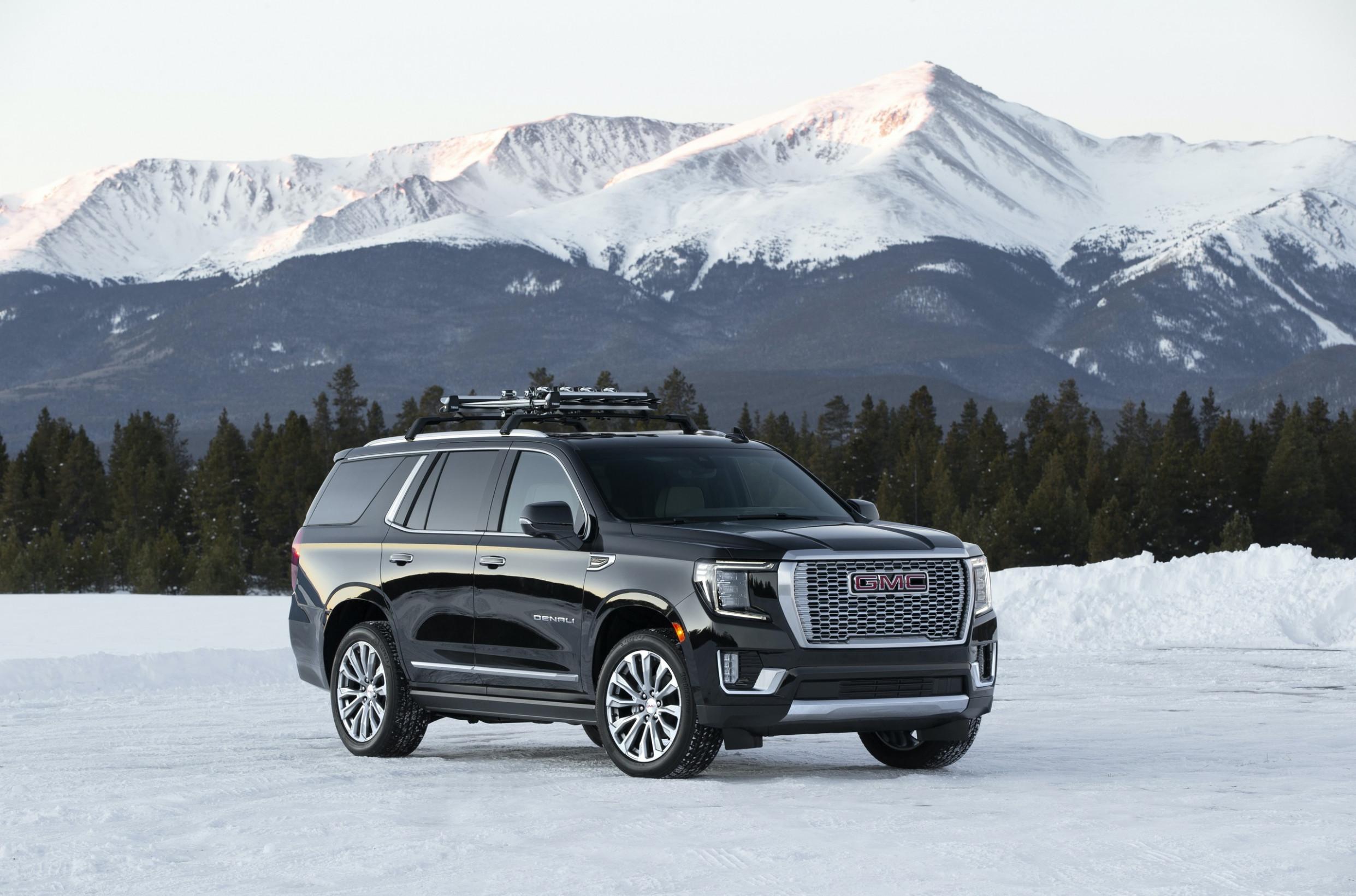 Rumors 2022 GMC Yukon Denali Xl