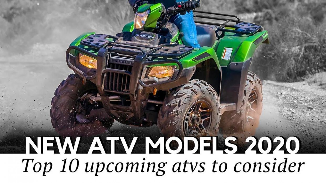 Concept 2022 Honda Atv Lineup