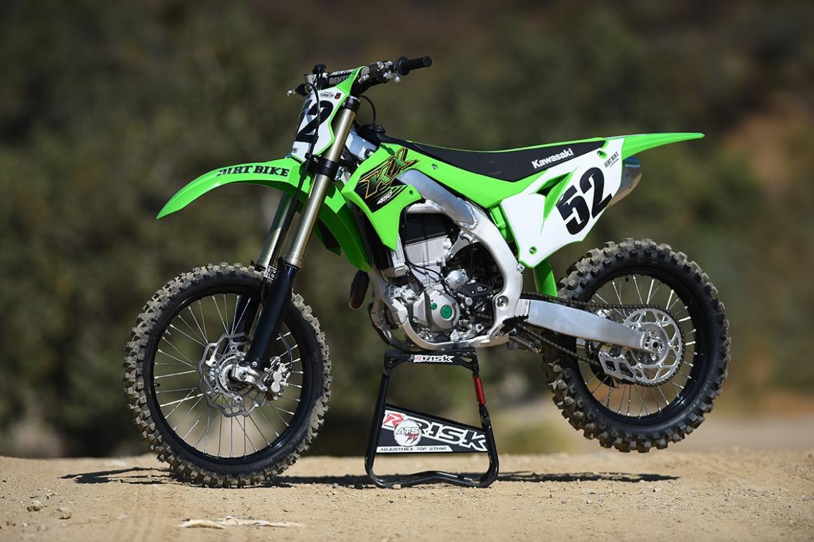 Interior 2022 Honda Dirt Bikes