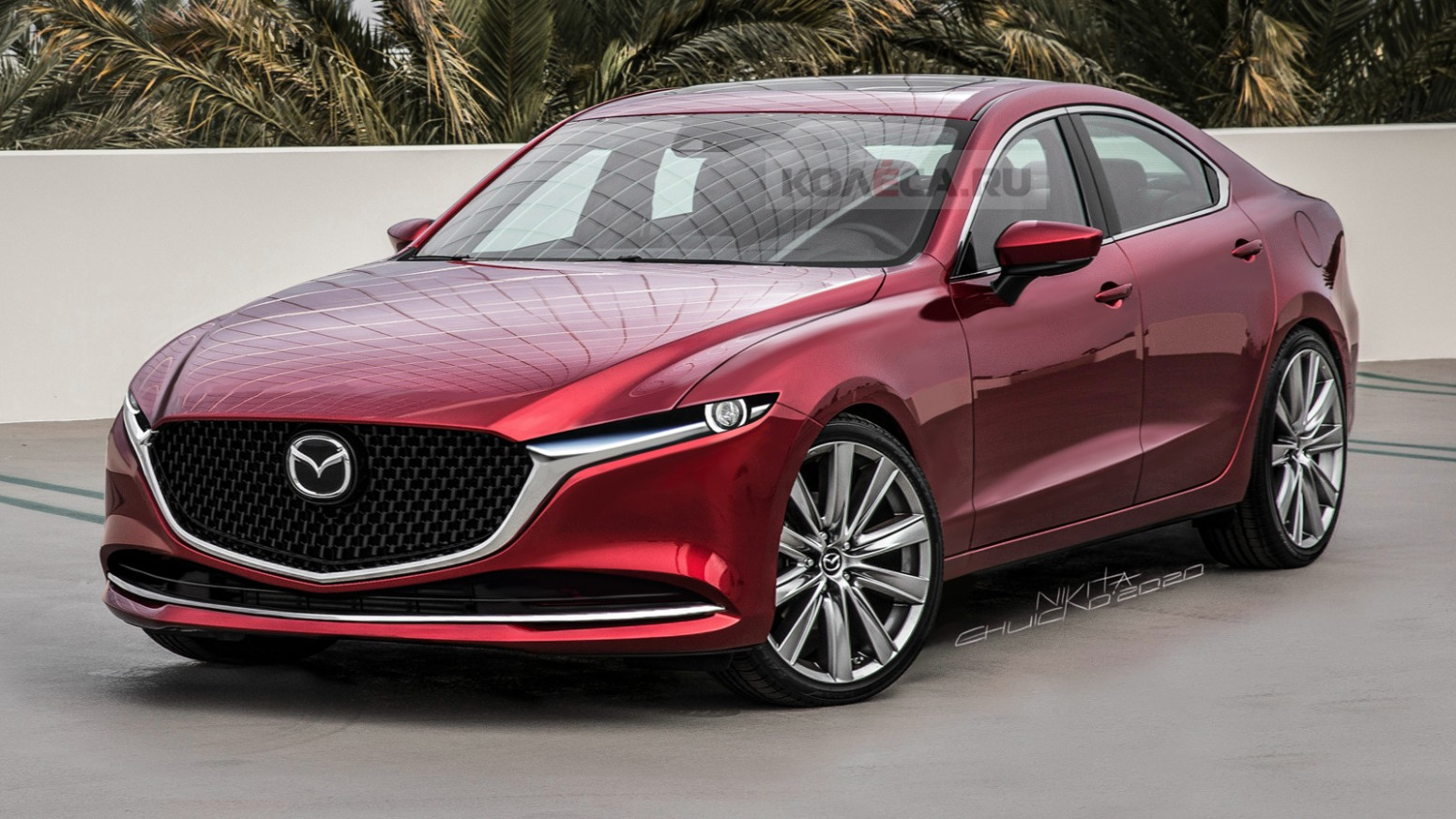 Pictures 2022 Mazda 6s