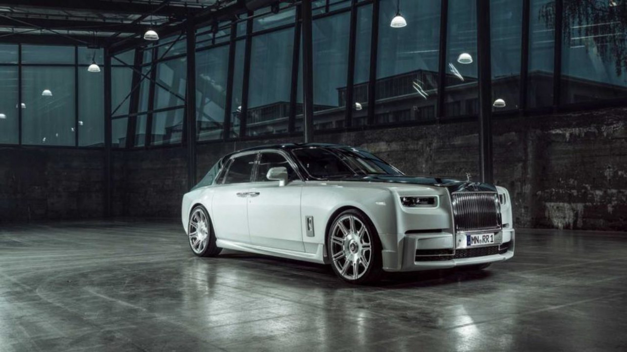 Concept and Review 2022 Rolls Royce Phantoms