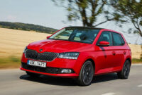 price, design and review 2022 skoda fabia