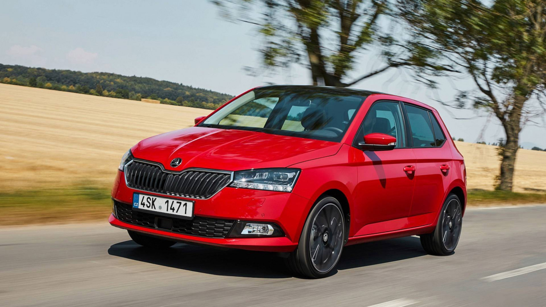 Price and Release date 2022 Skoda Fabia