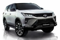 price, design and review 2022 toyota fortuner