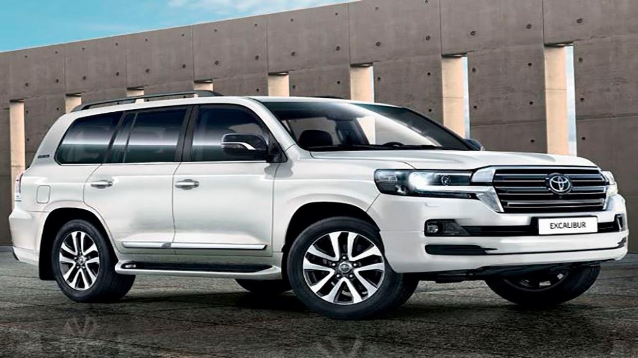 Pricing 2022 Toyota Land Cruiser