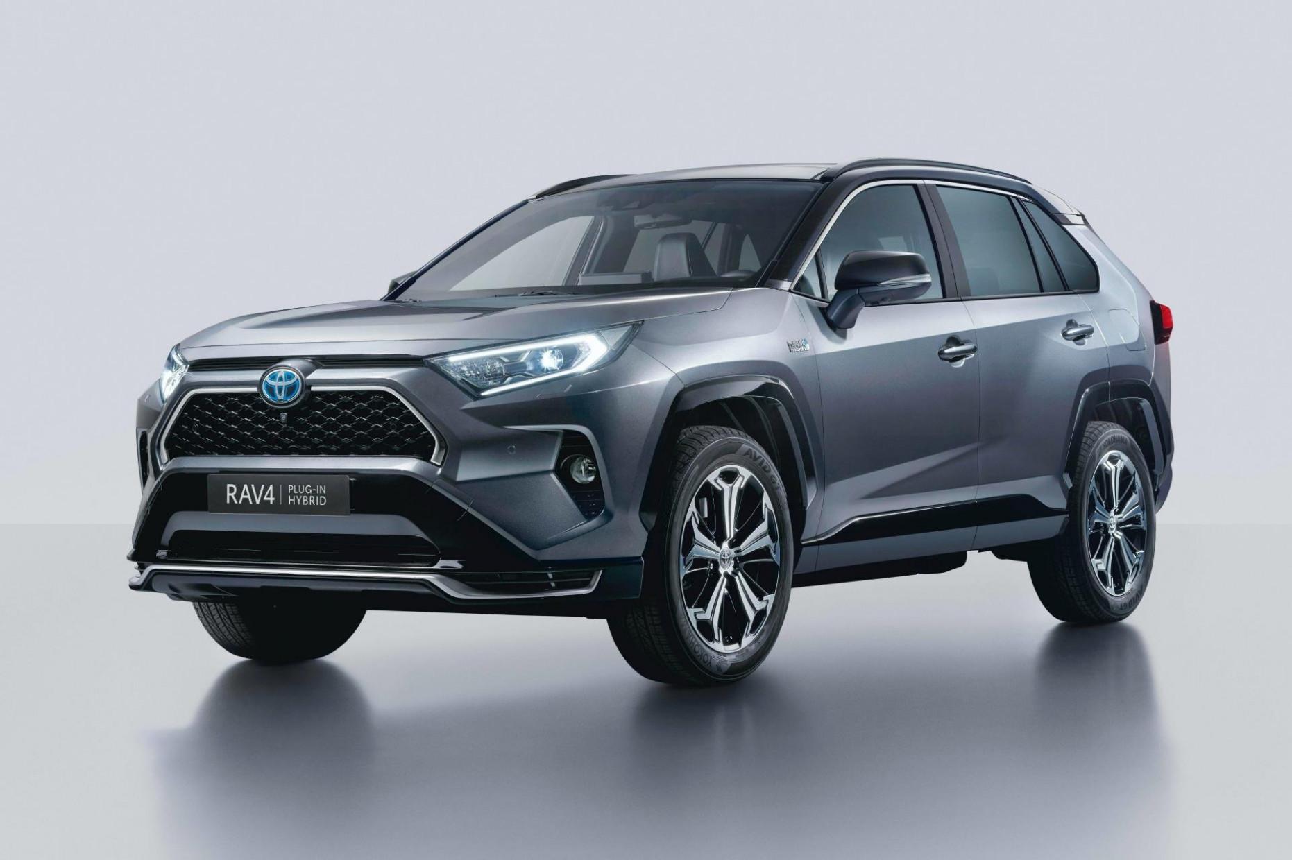 Redesign and Concept 2022 Toyota Rav4 Hybrid