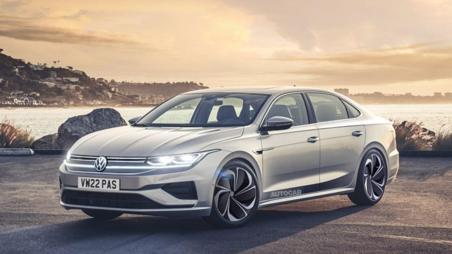 First Drive 2022 Volkswagen CC
