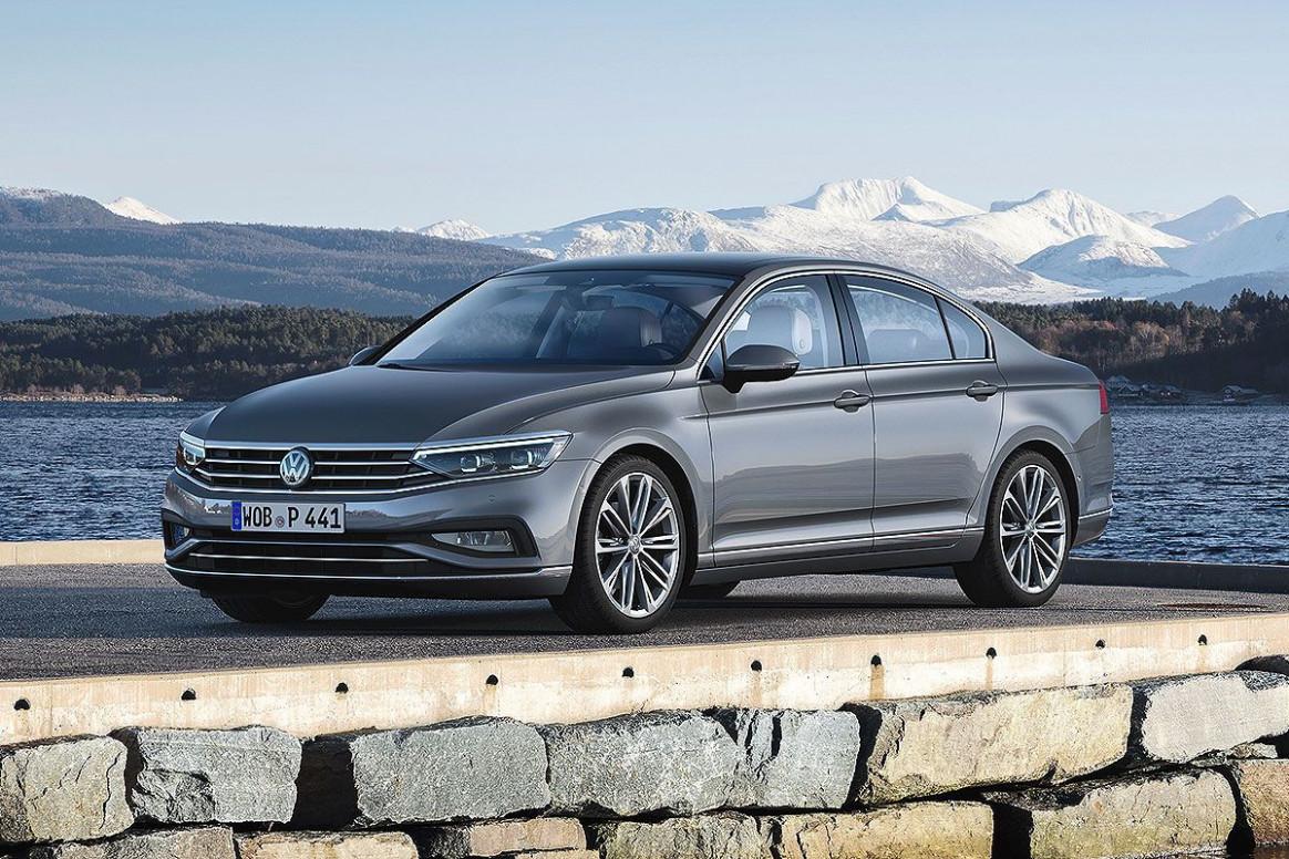 Exterior and Interior 2022 Volkswagen Passat Interior
