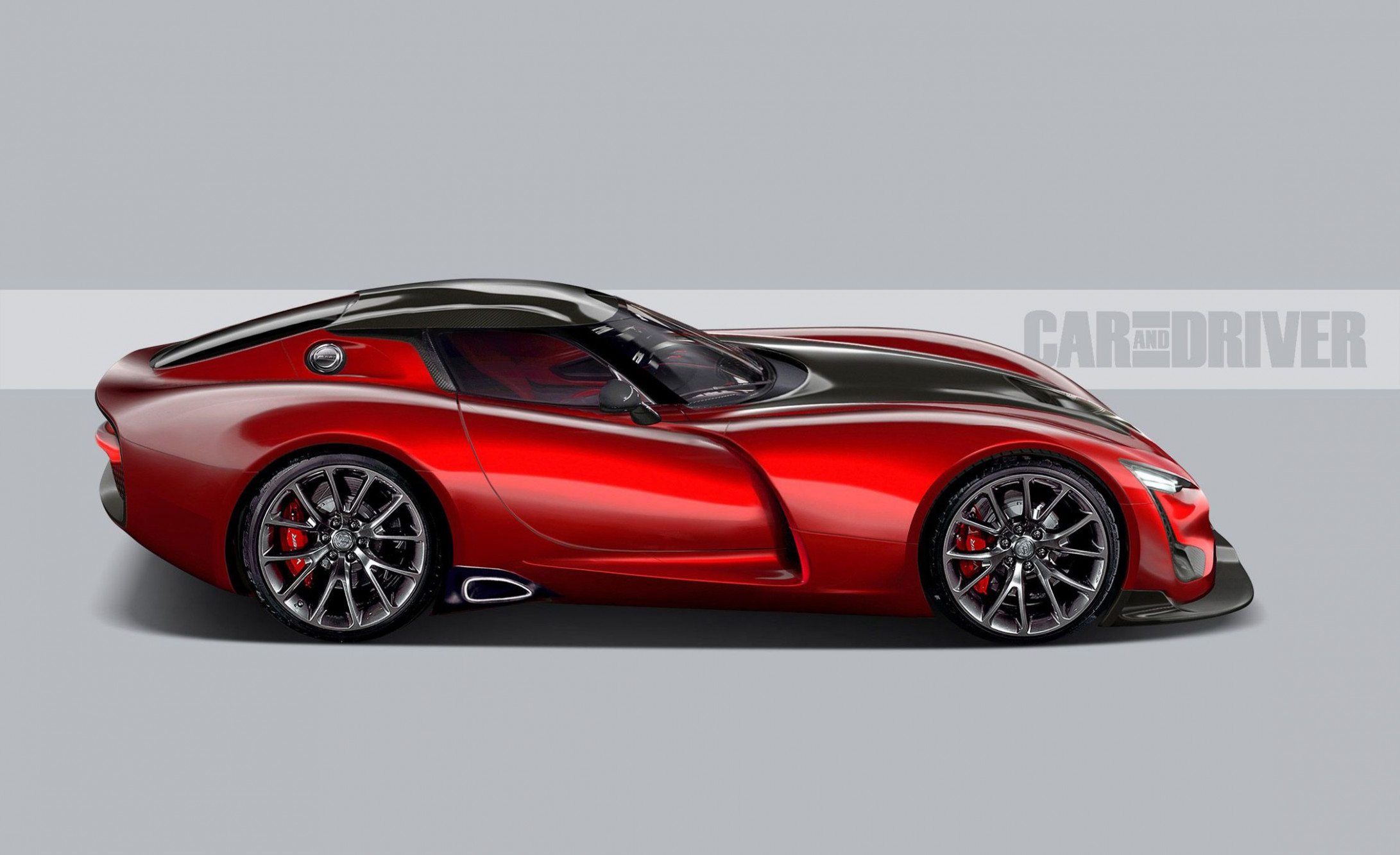 Configurations Dodge Supercharger 2022