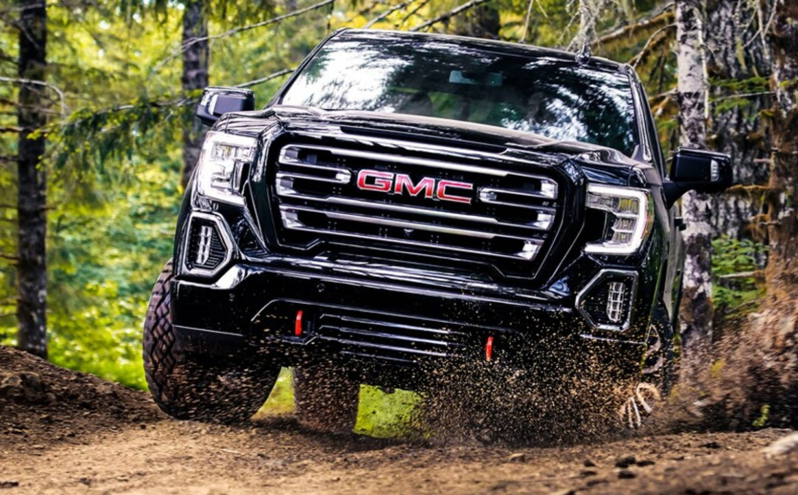 Release Date and Concept Gmc Sierra 2500Hd 2022