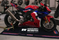 price, design and review honda fireblade 2022