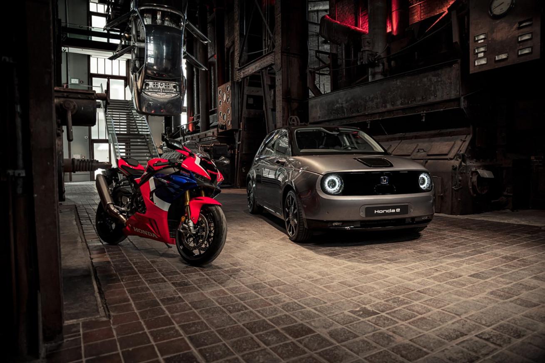Concept Honda Fireblade 2022