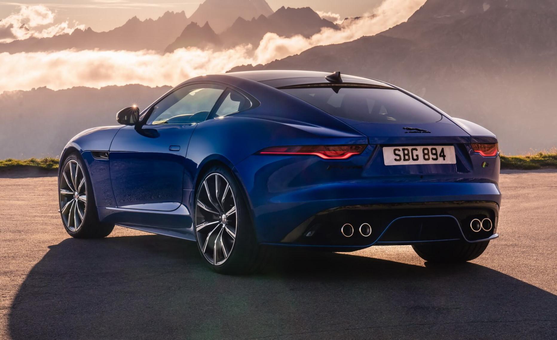 Rumors Jaguar Coupe 2022