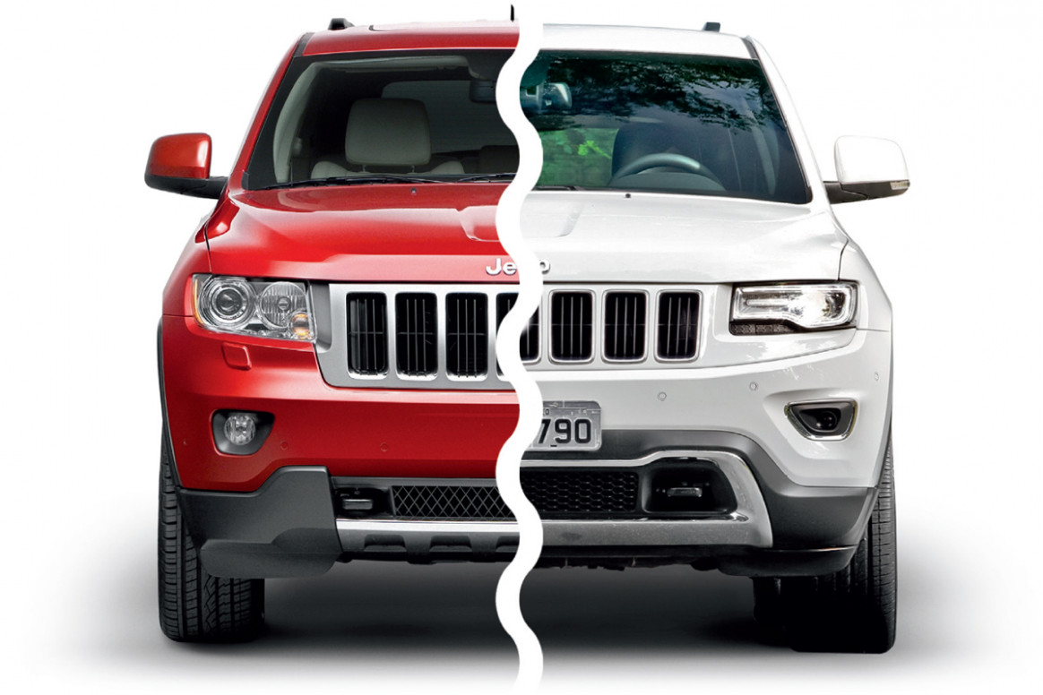 Concept and Review Jeep Grand Cherokee