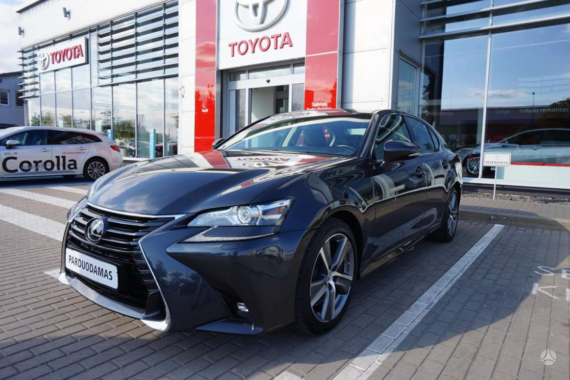 Review and Release date Lexus Gs 2022