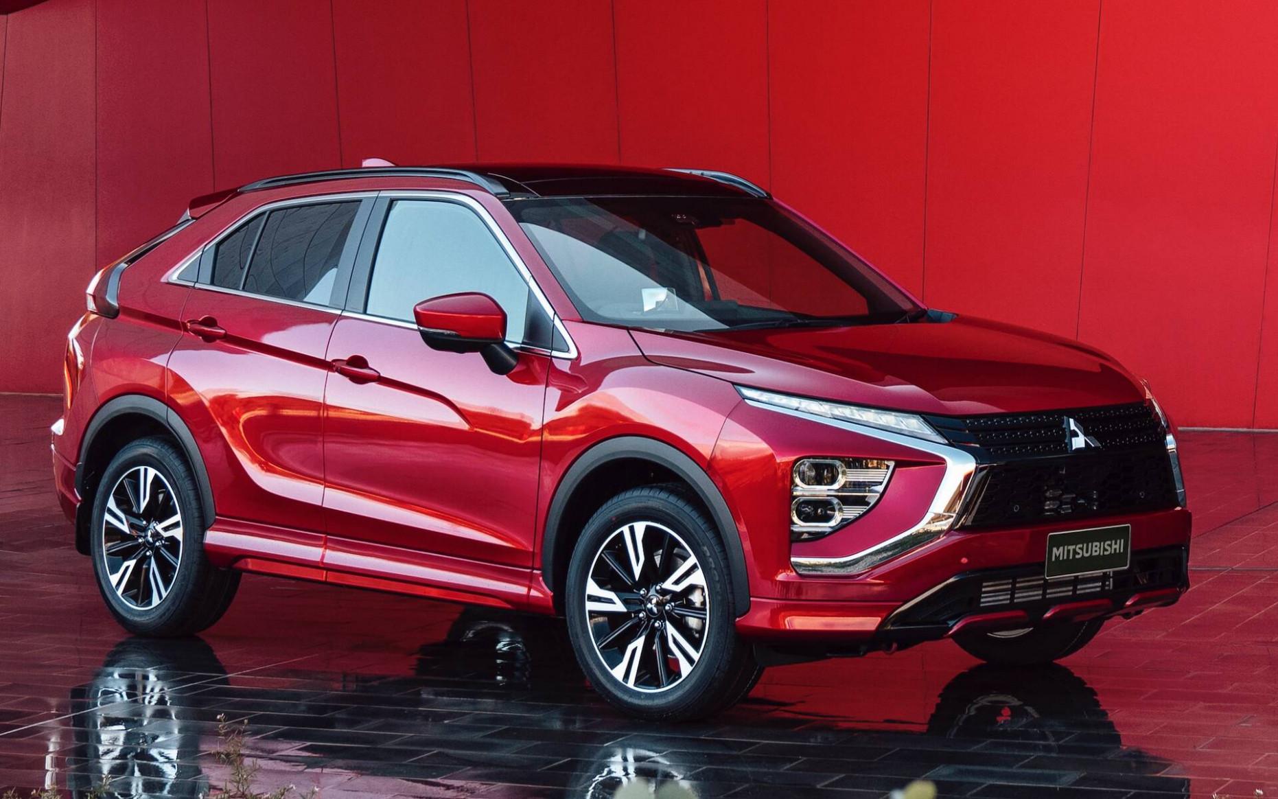 Redesign Mitsubishi De 2022