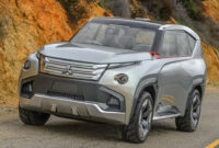 price, design and review mitsubishi pajero 2022