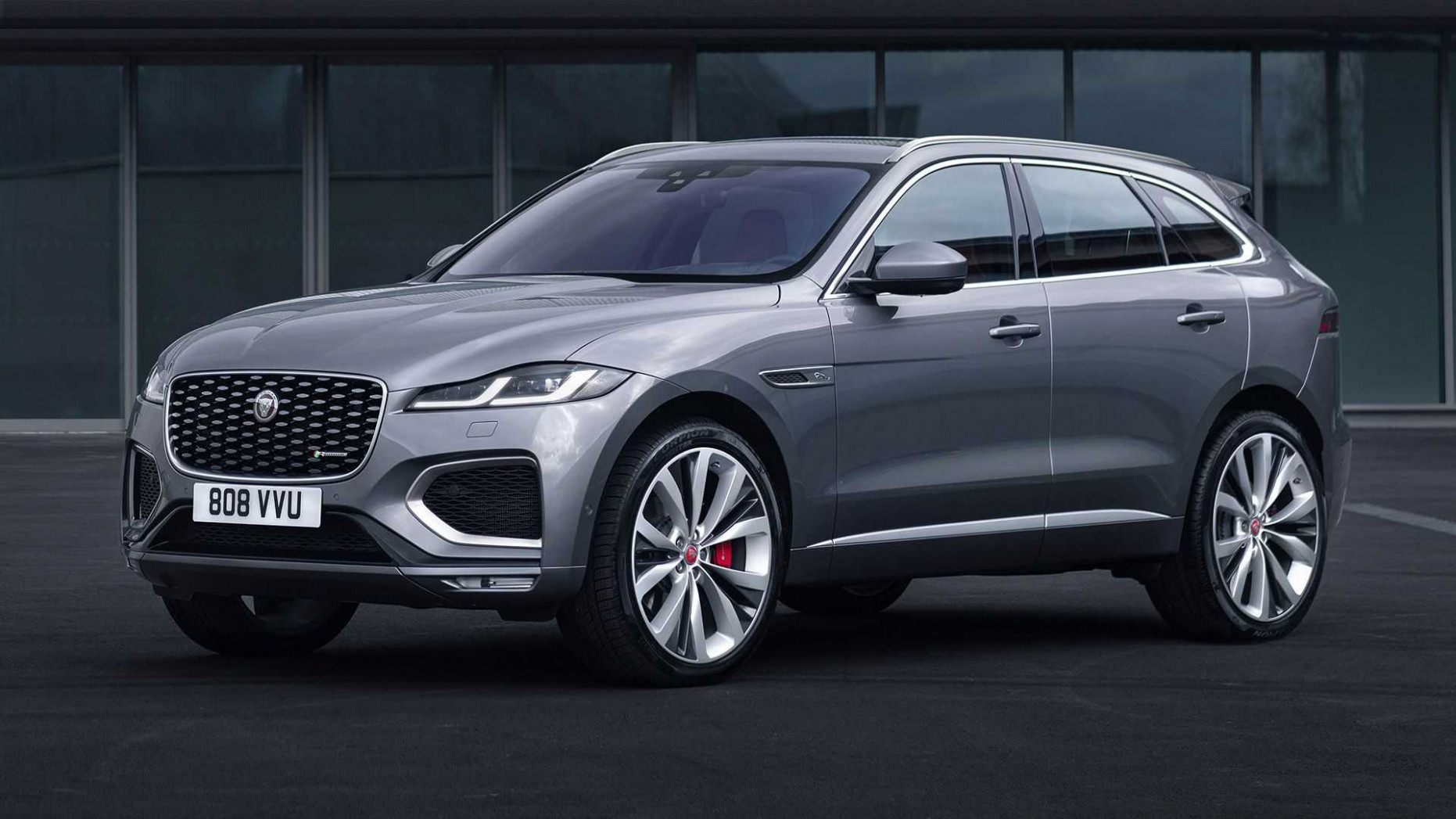 Review and Release date New Jaguar F Pace 2022