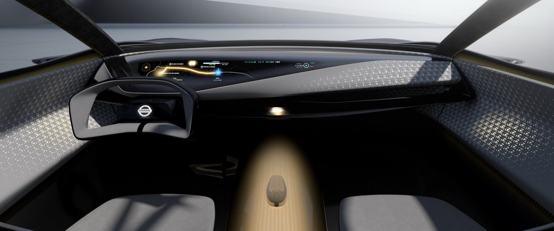Price and Review Nissan Concept 2022 Interior