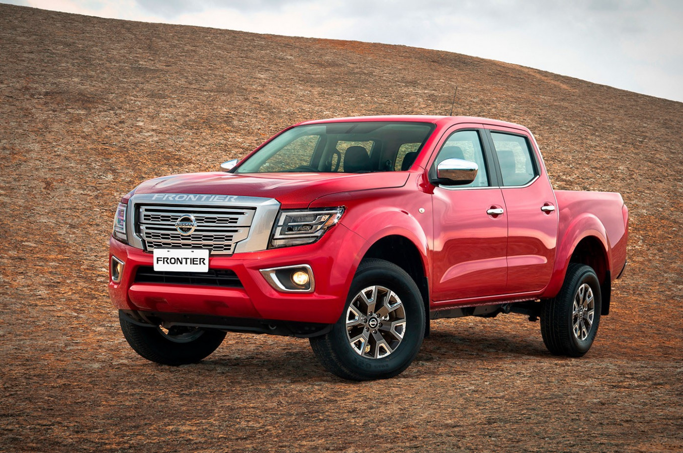 Redesign and Review Pictures Of 2022 Nissan Frontier