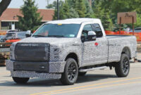price, design and review spy shots ford f350 diesel