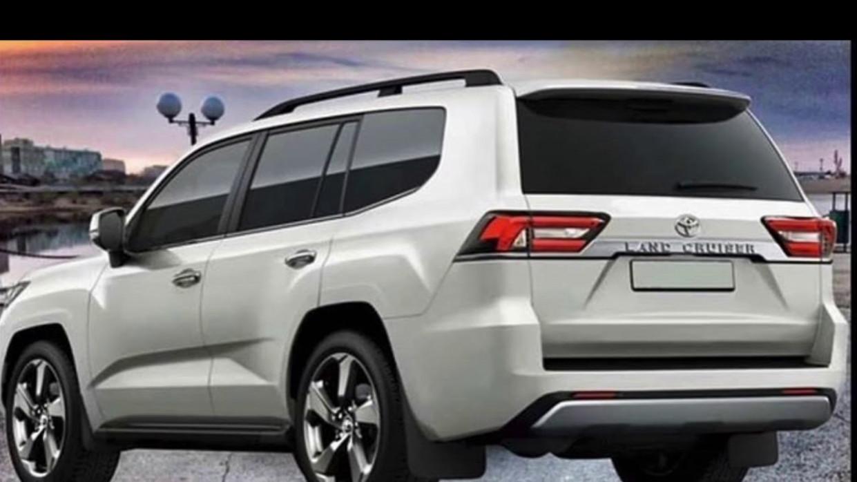 Redesign and Concept Toyota Prado 2022