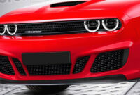Ratings Dodge Challenger Concept 2022