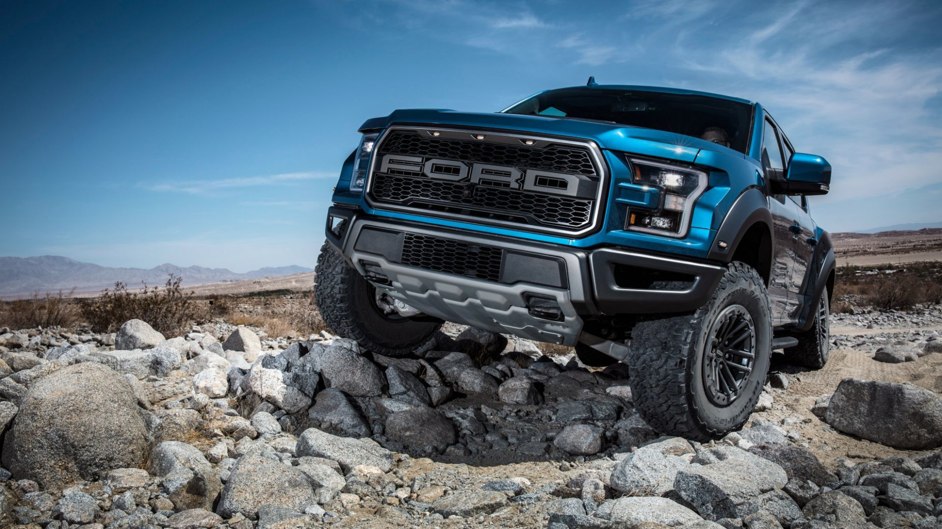 Configurations Ford F150 Raptor 2022