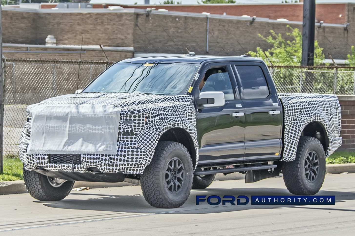 Wallpaper Ford Raptor 2022