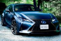 Release Lexus Rc 2022