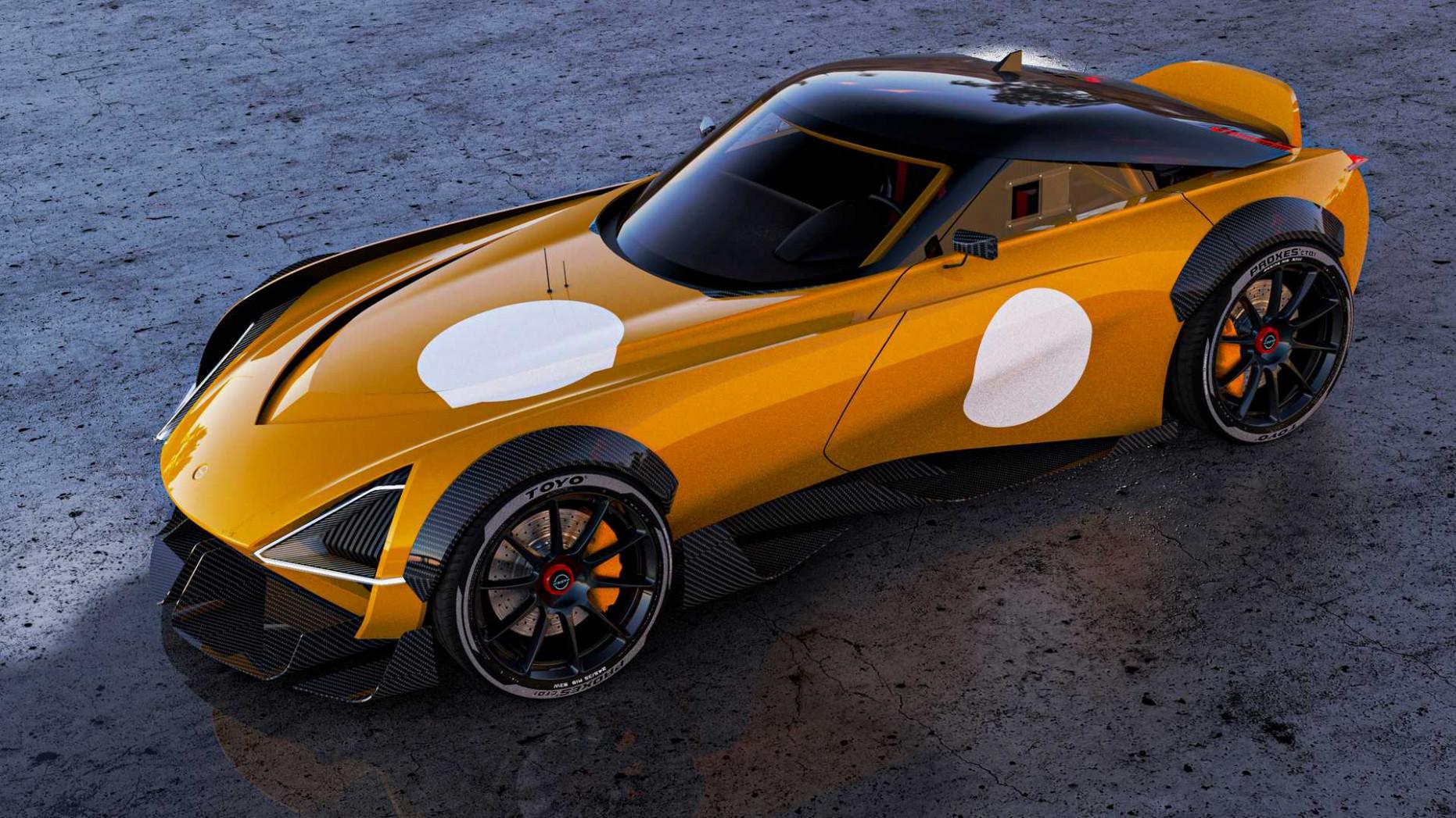 Speed Test Nissan Z 2022 Price
