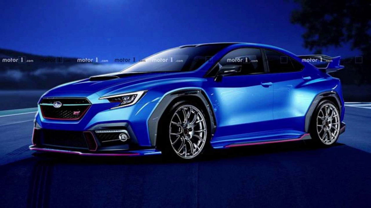 Rumors Subaru Impreza 2022