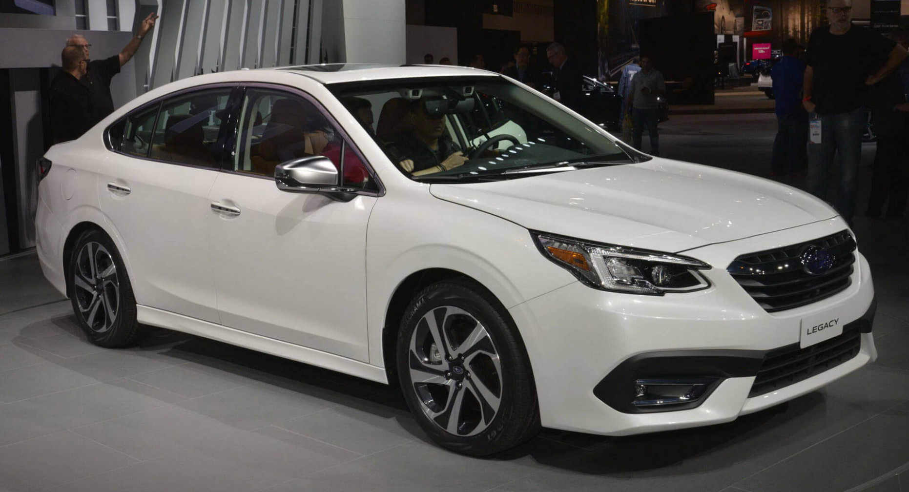 Price and Release date Subaru Legacy Gt 2022
