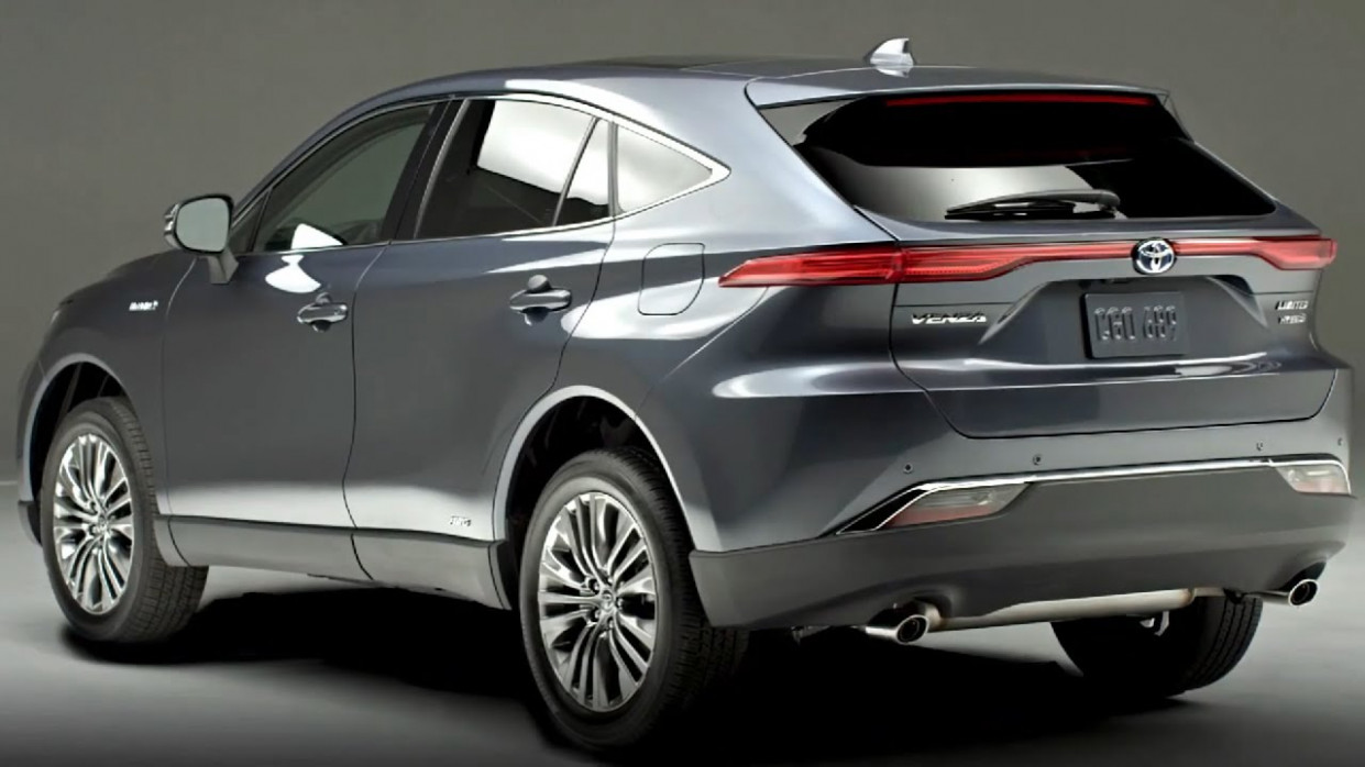 Redesign and Concept Toyota Venza 2022