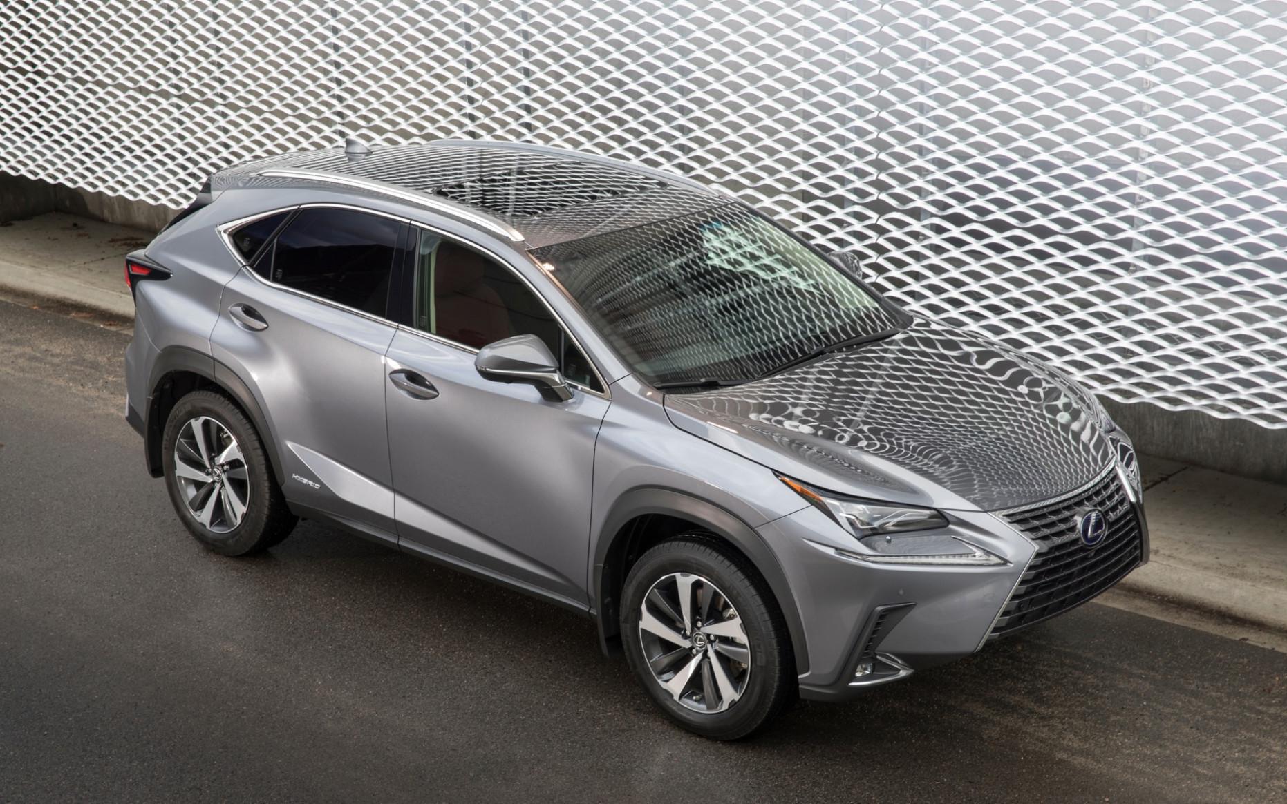 Photos When Do 2022 Lexus Nx Come Out
