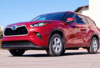 price when will 2022 toyota highlander be available