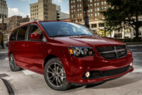 price will there be a 2022 dodge grand caravan