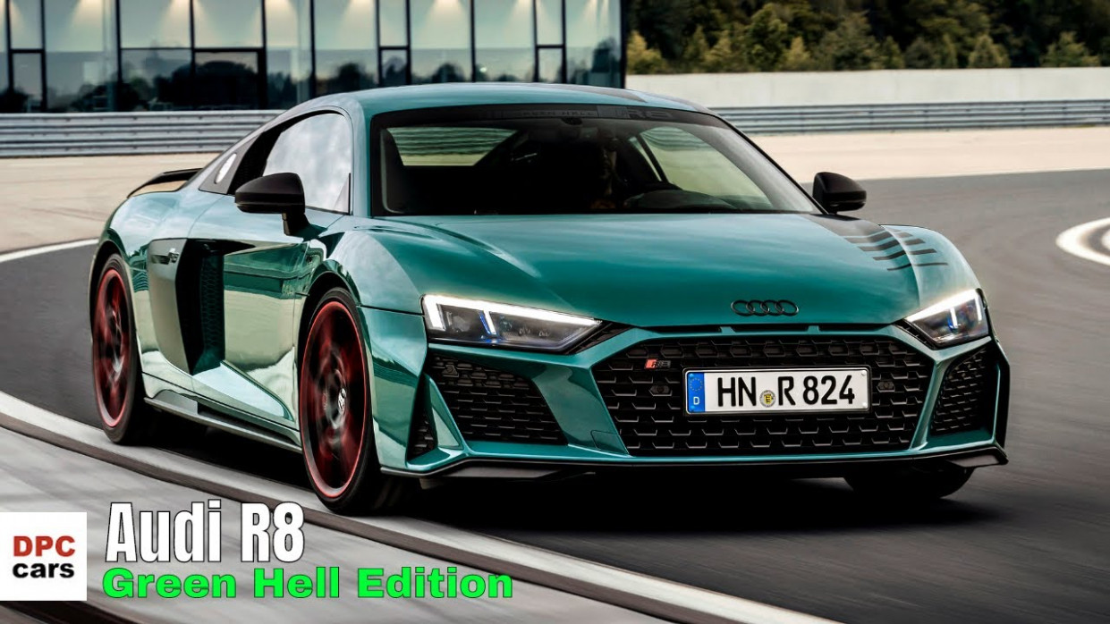 Pictures 2022 Audi R8 LMXs