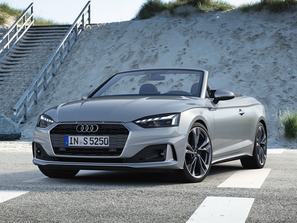 Style 2022 Audi S5 Cabriolet