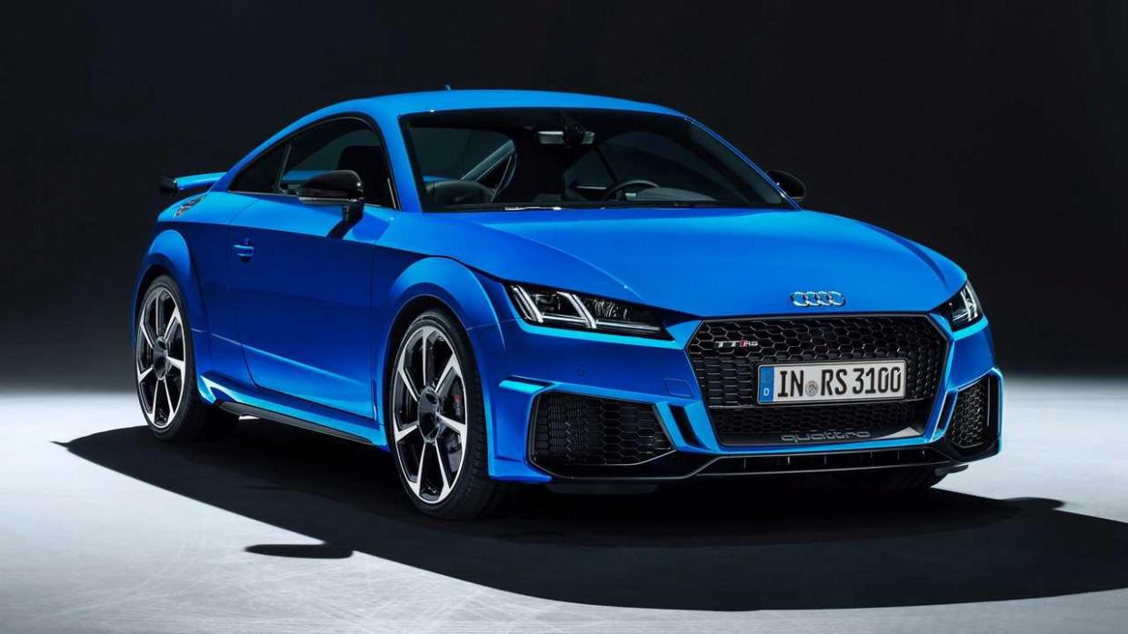 Model 2022 Audi TT