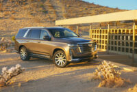 prices 2022 cadillac escalade premium luxury
