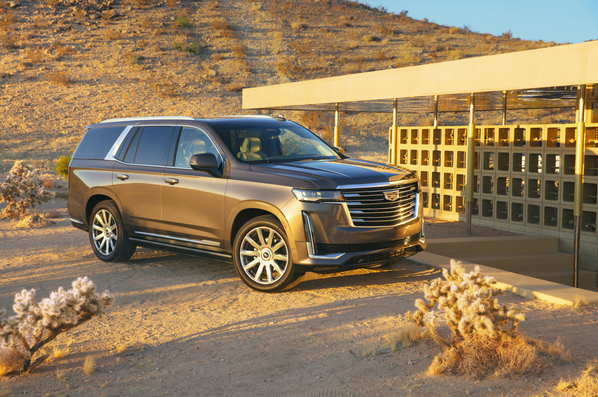 Redesign 2022 Cadillac Escalade Premium Luxury