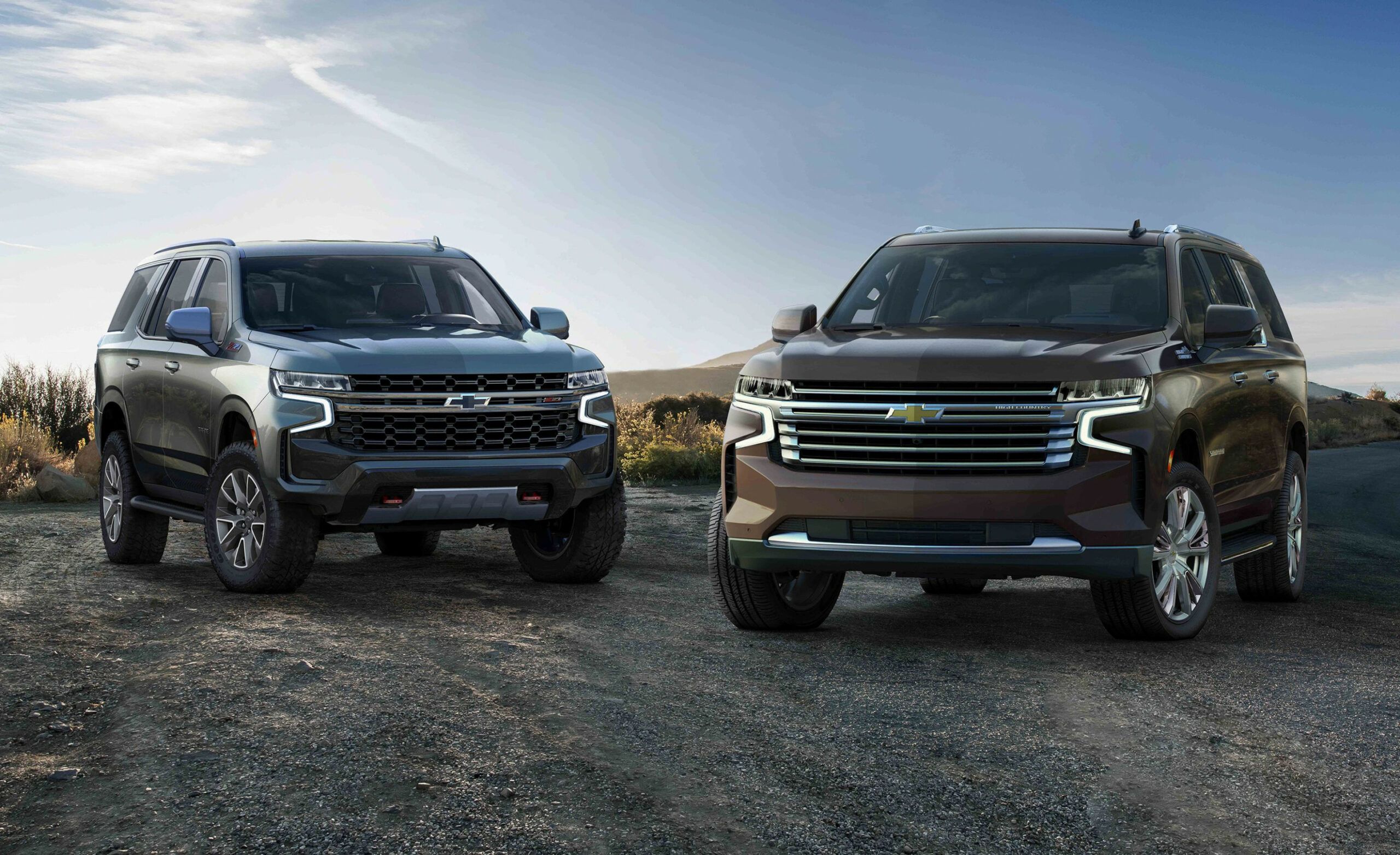 Exterior and Interior 2022 Chevrolet Grill