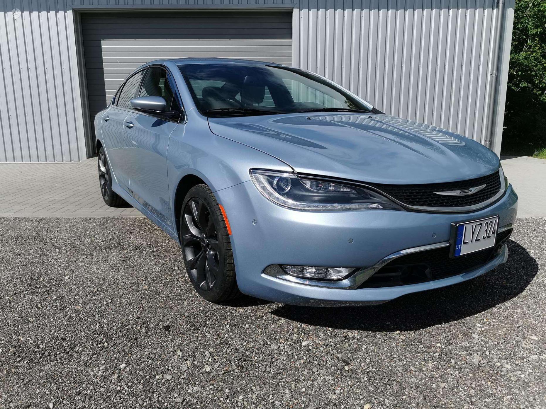 Specs and Review 2022 Chrysler 100 Sedan