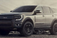 prices 2022 ford everest