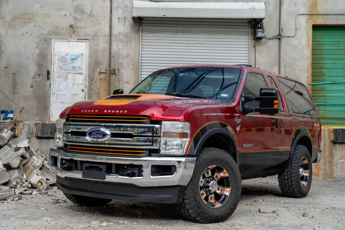 Release 2022 Ford Excursion Diesel