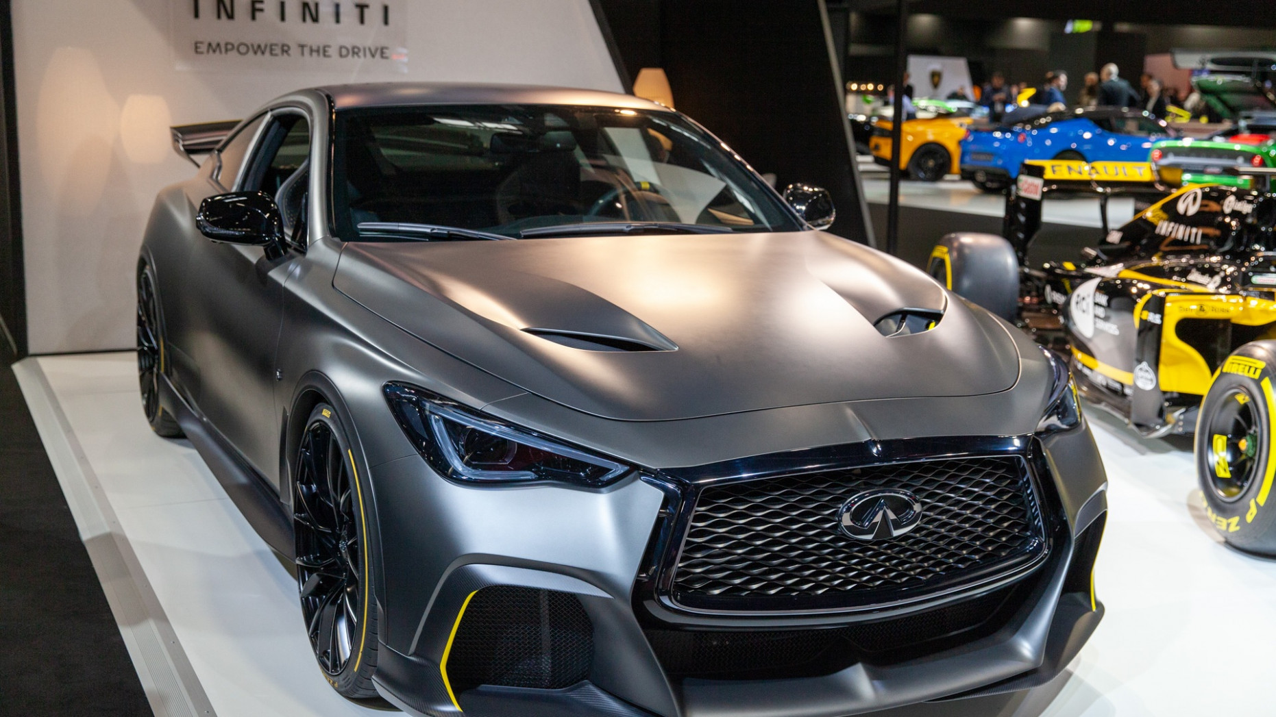 Release Date and Concept 2022 Infiniti Q60 Coupe